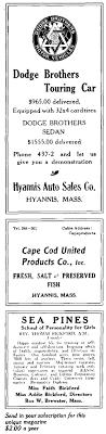 Sagamore Beach Tide Chart Cape Cod And All The Pilgrim Land June 1922 Vol 6 No 4