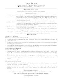 Entry Level Network Engineer Resume Sample Resume For Network Engineer Resume Network Engineer Entry Level