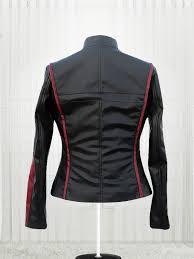 n7 mass effect leather jacket for women n7