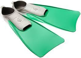 <b>Ласты Mad Wave Pool</b> Colour Long, цвет: зеленый. MW-104 ...