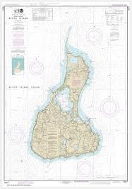 Noaa Chart Books Noaa Chart Block Island 13217
