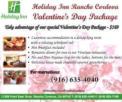 photo holiday inn rancho cordova romance package deal