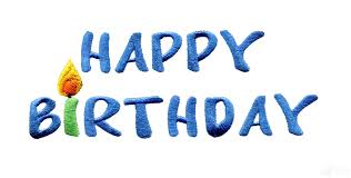 happy birthday design happy birthday embroidery design