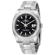 For Rolex Fake Datejust Watch – Stainless Men's Dial Replica Bracelet 116200bkso Buy Cheap Oyster 36 Black Sale Automatic Watches Steel