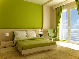 Interior Design Bedroom Green - Green bedroom