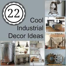 industrial furniture ideas. Industrial Decor Collage Industrial Furniture Ideas