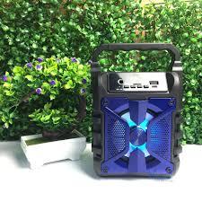 Loa Kẹo Kéo Karaoke Bluetooth Mini LM S408 - Tiện lợi - Âm to - Cực đã  -DC3893 - Loa karaoke Thương hiệu OEM