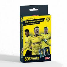 Amazon's choice for borussia dortmund. Buy 2020 Topps X Bvb Borussia Dortmund Cards Box Set Online
