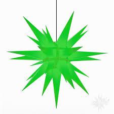 Herrnhuter Stern Kunststoff A13 130 Cm Für Außen Grün