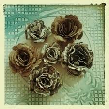 Recycled Flower Paper Recycled Paper Packaging Roses A Paper Flower Papercraft