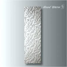 wall decor panel white carved pier one decorative panels tiles covering