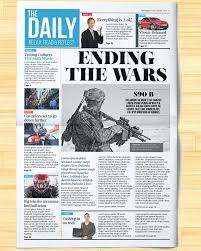 Newspaper Template Indesign Adobe Newspaper Template Indesign Tabloid Free Updrill Co