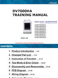 dvha dvhewa samsung training manual clothes dryer dv7000ha dv48h7400ewa2 samsung training manual clothes dryer samsung