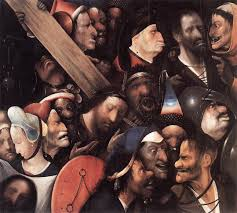 elizabeth berdann on hieronymus bosch s christ carrying the cross ugliness and the science of physiognomy painters on paintings