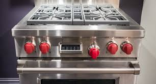 Professional Ovens For Home Wolf Df304 30 Inch Range Review Reviewedcom Luxury Home