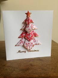 Tea Bag Folding Card Christmas Christmas Origami