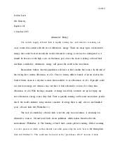 alternative energy research paper