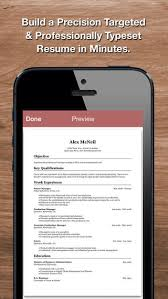 app resume resume star app review apppicker