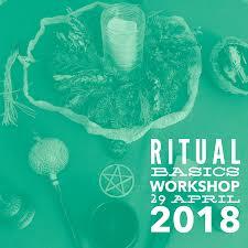 Rituals Spells And Ceremonies Workshop Flier Oracle Of