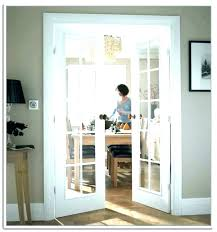 interior glass french doors interior glass french doors home depot oak easy frame for and