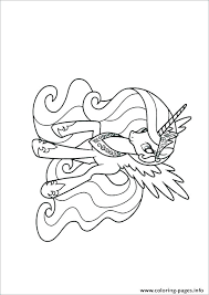 Little Pony Coloring Pages Valentinamionme