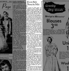 Greeley Daily Tribune from Greeley, Colorado on January 15, 1957 · Page 6