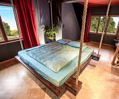 Retractable Hanging Bed