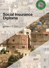 social insurance diploma sid foundation cover page template copy
