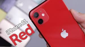 Red iPhone 11 Unboxing & First ...