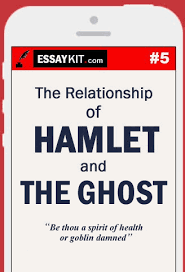 hamlet and the ghost relationship sample word essays the relationship of hamlet and the ghost in shakespeare s hamlet sample essays buy on amazon