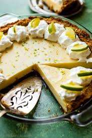 Best Pie Recipes Key Lime Pie With Macadamia Nut Crust Sallys Baking Addiction
