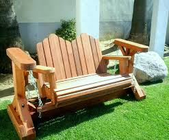 twin adirondack chair plans. Adirondack Glider Chair Woodworking Plans Twin O