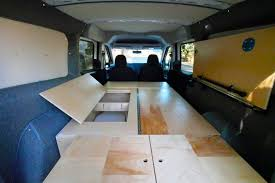 wally camper van conversion kit