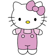 Paint hello kitty with the colors of the palette that you like. Hello Kitty Coloring Games And Coloring Pages