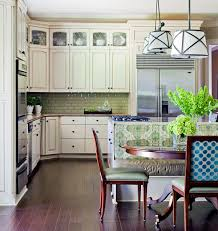 ... Delightful Ideas For Kitchen Banquette Designs : Wonderful Green  Decorative Kitchen Banquette Designs Behind The Kitchen ...