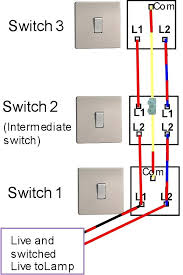 3 gang switch wiring diagram best of wire ceiling fan way dimmer multiple lights
