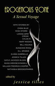 Erogenous Zone A Sexual Voyage Amazon Co Uk Jessica