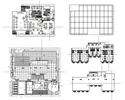 Hotel Design Concept Hotel Design Concept Plan Cadbull