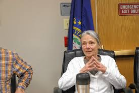 rindge town administrator jane pitt has no intention of rescinding jane pitt staff photo by nicholas handy