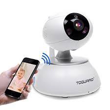 Toguard Wireless IP Camera WiFi Baby Monitor Home Security ...