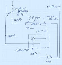 3 wire photocell wiring diagram v image