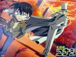Conan vs Kaito Kid | Anime, Phim hoạt hình, Kaito