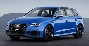Official: ABT Audi RS3 with 460hp - GTspirit