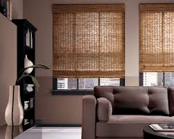 Getting The Natural Feeling With Bamboo Roman Shades - Blinds, Shutters, &  Shades Dallas