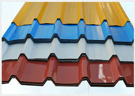 914 1250mm width corrugated galvanized steel sheets steel roofing sheets