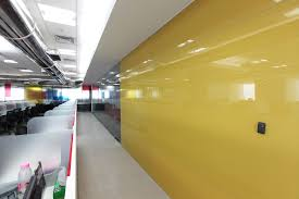 glass wall panelling for offices