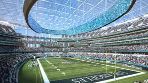 Chargers Stadium Seating Chart New Home To Rams Chargers To Be Known As Sofi Stadium