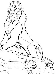 Coloring Pages Of A Lion Lion Guard Coloring Pages Download This