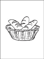 Small Picture Kitchen Coloring pages