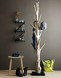 Real Tree Coat Rack